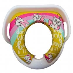 تبدیل توالت فرنگی کودک مام اند بیبی طرح گربه ملوس مدل 602