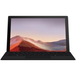 تبلت مایکروسافت مدل Surface Pro 7 Plus – G ظرفیت 1 ترابایت به همراه کیبورد Black Type Cover