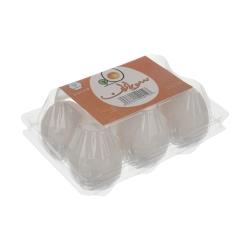 تخم مرغ سوباتان بسته 6 عددی