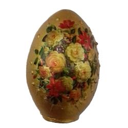 تخم مرغ تزیینی کد 004   مجموعه 2عددی