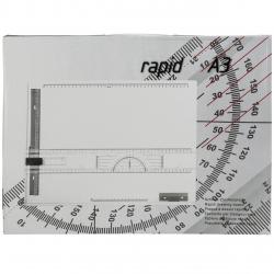 تخته رسم رپید مدل ساده – سایز A3