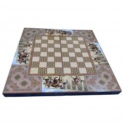 تخته شطرنج مدل DQ