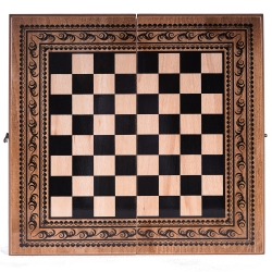 تخته شطرنج مدل ترلان