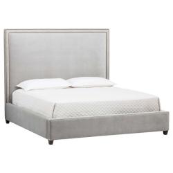 تخت خواب دونفره مدل نگین سایز 160×200 سانتی متر