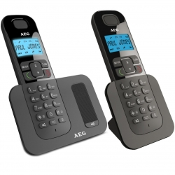 تلفن بی سیم آاگ مدل Voxtel D500 Twin
