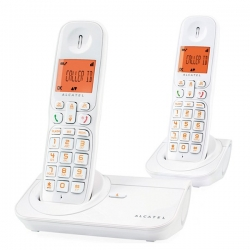 تلفن بی سیم دو گوشی آلکاتل مدل Sigma 110 duo