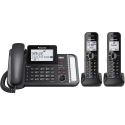 تلفن بیسیم پاناسونیک مدل KX-TG9582