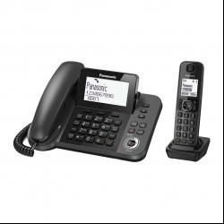 تلفن ثابت بیسیم پاناسونیک مدل KX-F320JX