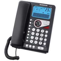 تلفن تکنیکال مدل TEC-1075