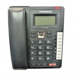 تلفن تکنیکال مدل TEC-5846
