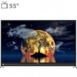 تلویزیون ال ای دی هوشمند جی پلاس مدل GTV-55JU812N سایز 55 اینچ