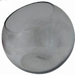تنگ ماهی مدل شیشه ای کج