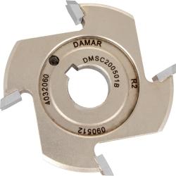 توپی فرز دامار مدل DMSC200501B