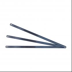 تیغ اره دو طرفه آهن بر لومانا مدل LT-1595 بسته 3 عددی