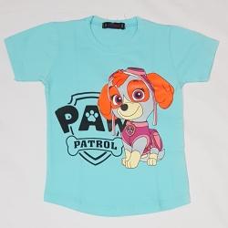 تی شرت آستین کوتاه دخترانه مدل Javanak 4055