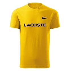 تی شرت آستین کوتاه مردانه مدل LA 1000                     غیر اصل
