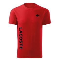 تی شرت آستین کوتاه مردانه مدل LA 4411                     غیر اصل