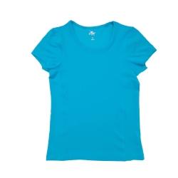 تی شرت آستین کوتاه ورزشی دخترانه کرین مدل T_SHDS-02