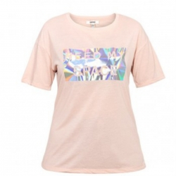 تی شرت آستین کوتاه زنانه کوتون مدل ww555