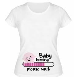 تی شرت بارداری زنانه کد 021