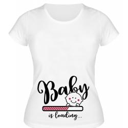 تی شرت بارداری زنانه کد 054
