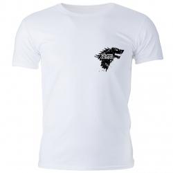 تی شرت مردانه گالری واو  طرح Game of thrones کد CT10101Z