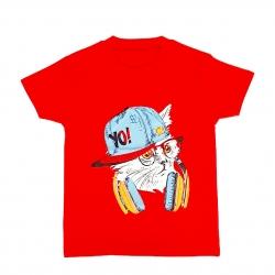 تی شرت پسرانه مدل CR1