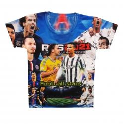 تی شرت پسرانه مدل PES2021