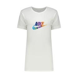 تی شرت پسرانهمدل Q500 رنگ سفید                     غیر اصل
