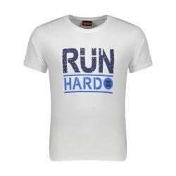 تی شرت ورزشی مردانه بی فور ران مدل 2103110-01