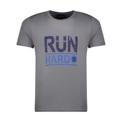 تی شرت ورزشی مردانه بی فور ران مدل 2103110-93