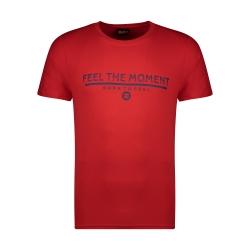 تی شرت ورزشی مردانه بی فور ران مدل 210319-72