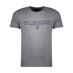 تی شرت ورزشی مردانه بی فور ران مدل 210319-93