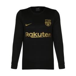 تی شرت ورزشی پسرانه طرح بارسلونا مدل 2021                     غیر اصل