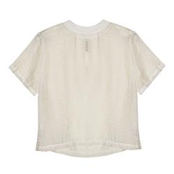 تی شرت زنانه استرادیواریوس مدل 2200161003