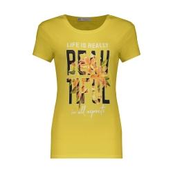تی شرت زنانه جامه پوش آرا مدل 4012019296-16