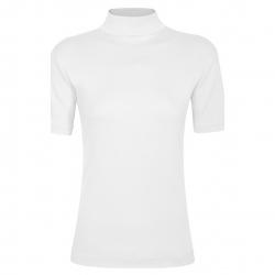 تی شرت زنانه ساروک مدل TZY5cm17 رنگ سفید