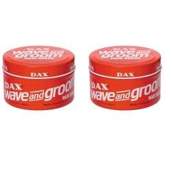 واکس مو داکس مدل Wave And Groom وزن 99 گرم مجموعه 2 عددی