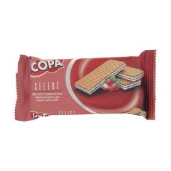 ویفر  سلکت کوپا با طعم توت فرنگی – 40 گرم
