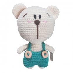 عروسک بافتنی ماندانا مدل خرس تپلی کد BL