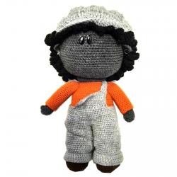 عروسک بافتنی مدل گیلبرت M22