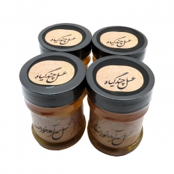 عسل طبیعی چند گیاه سرآمد – 400 گرم بسته 4 عددی