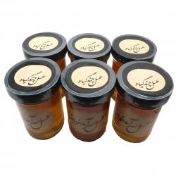 عسل طبیعی چند گیاه سرآمد – 900 گرم بسته 6 عددی