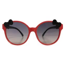 عینک آفتابی دخترانه طرح پاپیون کد KD6177