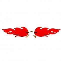 عینک آفتابی زنانه مدل آتشی کد 0053pm