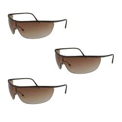 عینک ایمنی کد E267 مجموعه 3 عددی