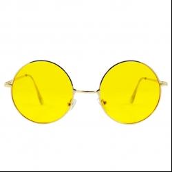 عینک شب مدل گرد 0073pm