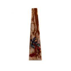گلدان سنگ مرمر    رنگارنگ طرح لیلی  مدل 1016000013