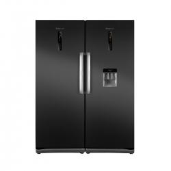 یخچال و فریزر دوقلو مجیک شف مدل MCRDI485