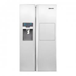 یخچال و فریزر ساید بای ساید اسنوا مدل S8-2320SS